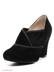 Черные Туфли EVITA