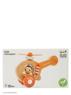 Самолеты и вертолеты PLAN TOYS