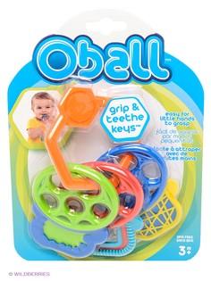 Прорезыватели Oball