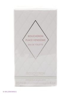 Туалетная вода BOUCHERON