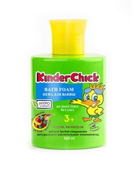 Пена для ванны KinderChick