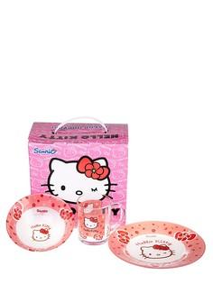 Наборы посуды Hello Kitty