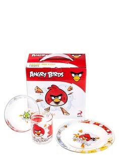 Наборы посуды ANGRY BIRDS