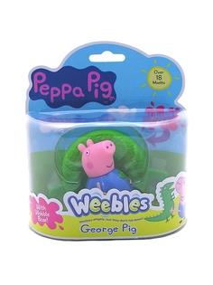 Неваляшки Peppa Pig