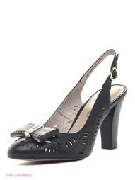 Черные Туфли Francesco Donni