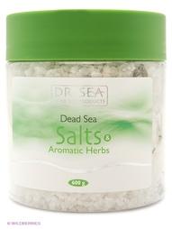 Соль для ванны Dr. Sea