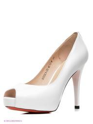 Белые Туфли Sinta Gamma