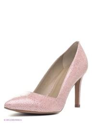 Розовые Туфли Tervolina
