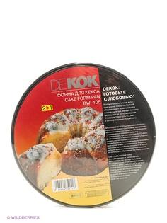 Формы для выпечки DEKOK