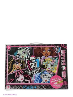 Пазлы Monster High