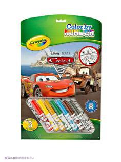 Раскраски Crayola