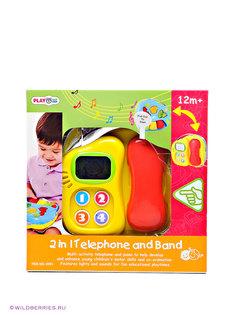 Интерактивные игрушки PlayGo