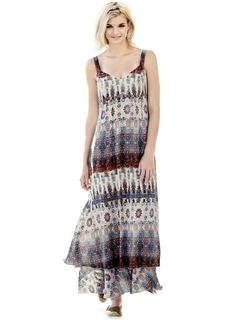 Платье макси Mandarin