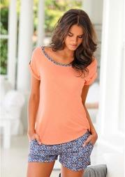 Пижама с шортами Marie Claire