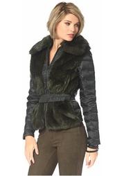 Пуховая куртка Laura Scott