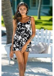 Платье-купальник