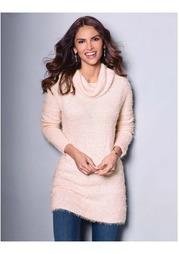 Удлиненный пуловер Venca