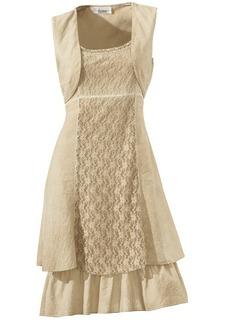 Кружевное платье Linea Tesini