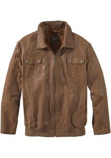 Кожаная куртка MAN'S WORLD