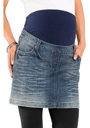 Джинсовая юбка Neun Monate