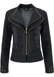 Джинсовая куртка BOYSEN'S