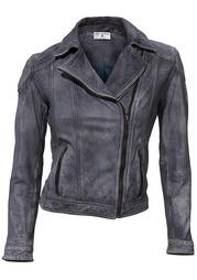 Кожаная куртка Rick Cardona