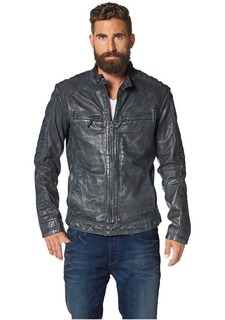 """Кожаная куртка """"Jacques"""" Maze"""