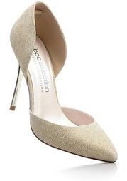 Золотистые Туфли