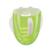 Контейнер для игрушек в ванной, Happy Baby, зеленый