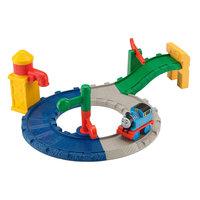 """Игровой набор """"Первая доставка грузов Томаса"""", Томас и его друзья Mattel"""