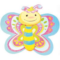 """Декоративная наклейка """"Веселая бабочка"""" 35,5*25 см Феникс Презент"""