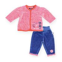 Комплект для девочки: кофта и брюки BLUE SEVEN