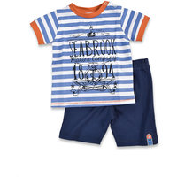 Комплект для мальчика: футболка и шорты BLUE SEVEN