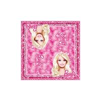 "Салфетки ""Принцесса"" 33*33 см (20 шт), Barbie Росмэн"