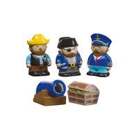 """Набор игрушек для ванной """"Пираты"""", Happy Baby"""