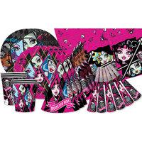 Набор для праздника 6 персон, Monster High Росмэн
