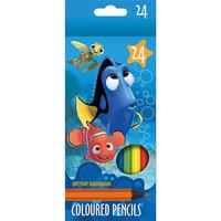 """Цветные карандаши """"Немо"""" 24 цвета Limpopo"""
