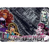 """Подкладка А4 """"Monster High"""" для лепки и рисования Академия групп"""