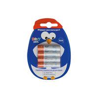 Батарейки для игрушек, тип ААА, 4 шт., Roxy-kids