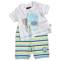 Комплект для мальчика: футболка и брюки BLUE SEVEN