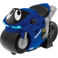 Машинка TURBO TOUCH DUCATI BLUE, Chicco