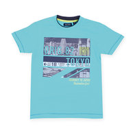 Футболка для мальчика BLUE SEVEN