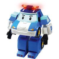 Робот-трансформер Поли, р/у, Робокар Поли, 31 см Silverlit