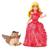 Кукла со снимающимся платьем, в ассортименте, Принцессы Дисней Mattel