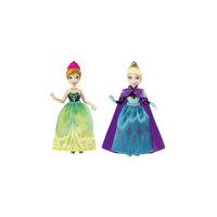"""Куклы Анна и Эльза """"Холодное Сердце"""", Принцессы Дисней Mattel"""