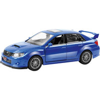 Машинка Subaru WRX STI, KRUTTI