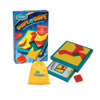"Игра ""Уголки  Shape by shape"", Thinkfun"