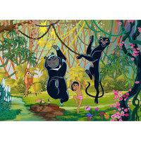 """Пазл """"Весна в джунглях"""", Маугли, 260 деталей, Castorland"""