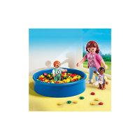 PLAYMOBIL 5572 Детский сад: Игровая площадка с шариками Playmobil®