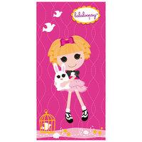"Полотенце ""Розовая куколка"" 50*90 см, Lalaloopsy Мона Лиза"
